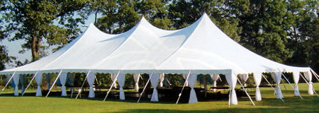 Traditional Tents often referred to as u201cCanopy Tentsu201d are slightly lighter in material weight and used for small events great for sun shade ... & Tent Rentals u2013 Elvidge Tent Rental